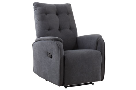 SILLON RELAX SWING GRIS